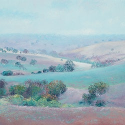 Spring in yass valley new south wales jan matson bluethumb art