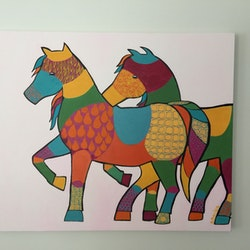 Colourful companions stephanie davies bluethumb art.jpg?ixlib=rails 2.1