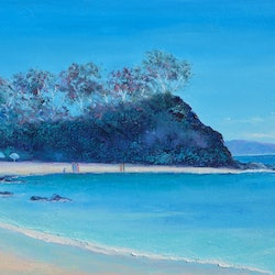 Sunshine bay south coast new south wales jan matson bluethumb art