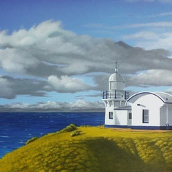 Tacking point port macquarie nsw tony beckley bluethumb art