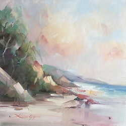 Craigie beach mt martha liliana gigovic bluethumb art