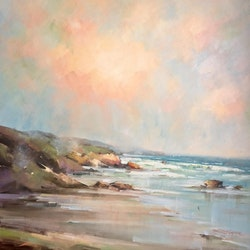 Summer feel at the sorrento back beach liliana gigovic bluethumb art