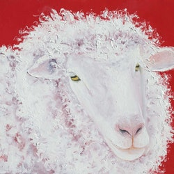 Merino sheep jan matson bluethumb art