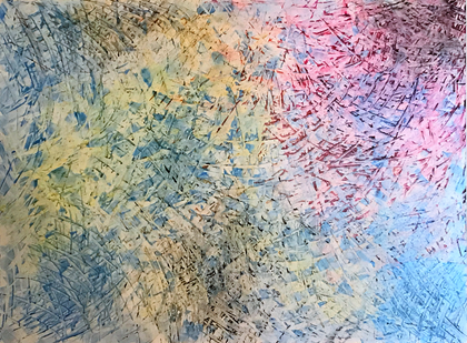 Abstract Soft Pastels