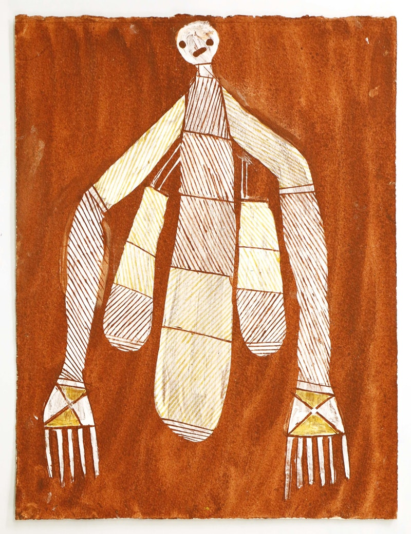 Wakkewakken (Sugarbag Woman), 468­-16
