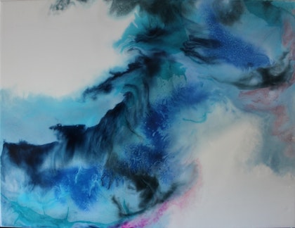 """Blue Gardens"" 