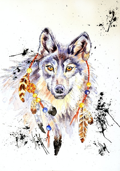 When I Was A Wolf