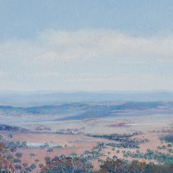 Tamborine mountain landscape jan matson bluethumb art