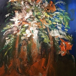 An ode to autumn 2 margaret morgan watkins bluethumb art