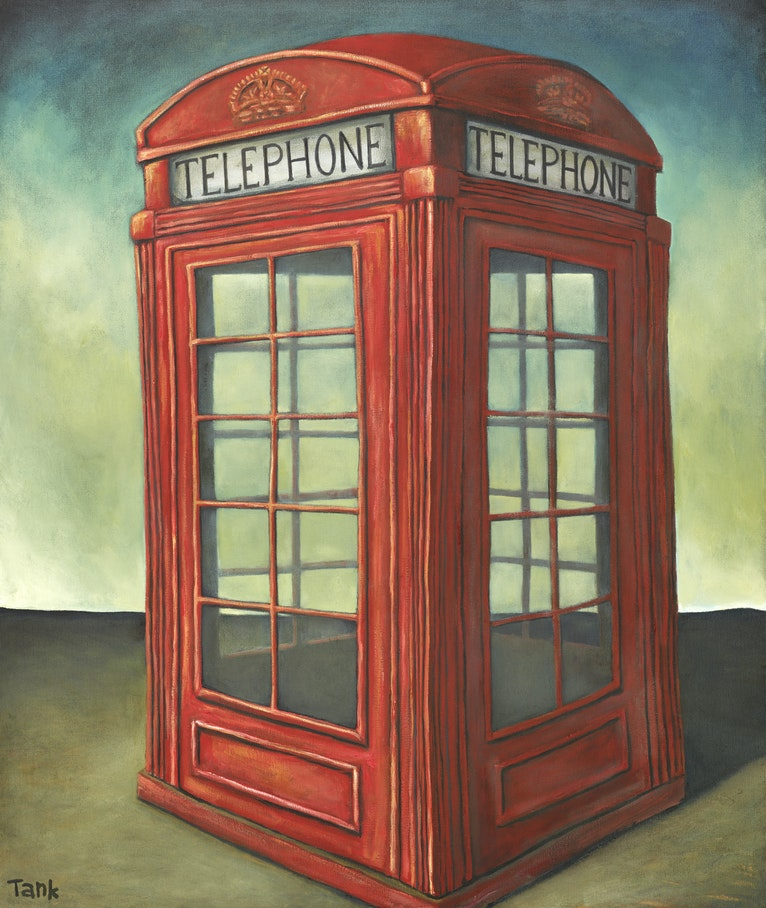 London's Calling - Limited Edition Print No 18/250