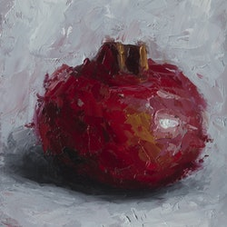 Reserved for michelle still life pomegranate copy damien venditti bluethumb art 0fe0