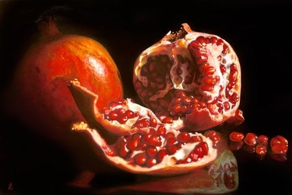 Pomegranate - Limited Edition 1/100
