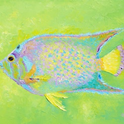 Tropical aquarium fish by jan matson paintings for sale for Jan s tropical fish