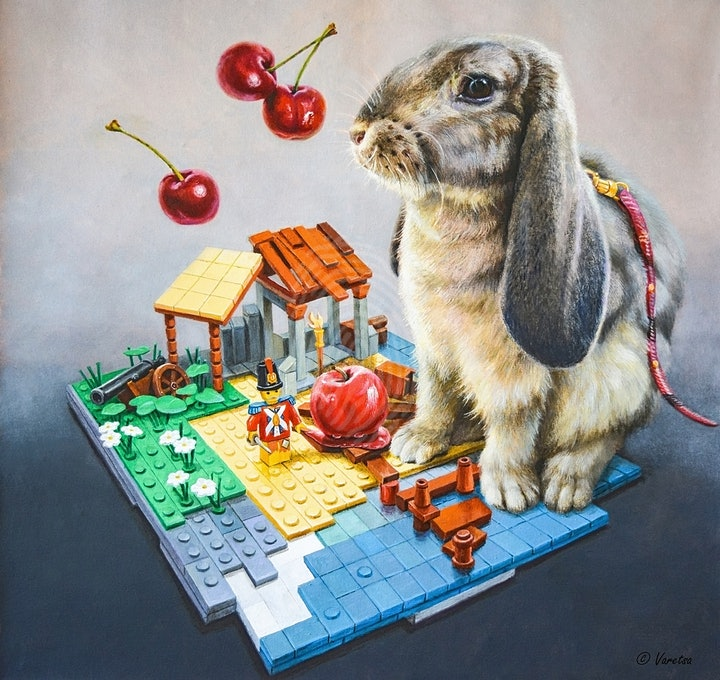 The Hare and LEGO