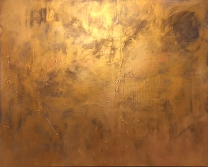 Midas Touch (large scale 152 cm wide)