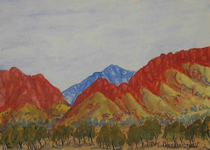 West MacDonnell Ranges, NGUR04IPA591