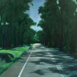 Afternoon drive maria radun bluethumb art bc57