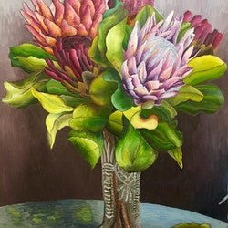 Mother s bunch elisabeth howlett bluethumb art 667a