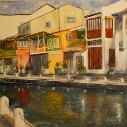 Malacca christopher johnston bluethumb art df94
