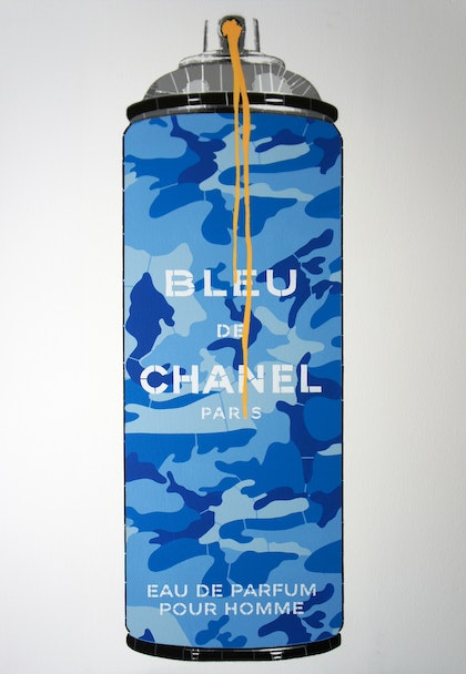 Chanel Bleu #2 (Ed. 2 of 6)