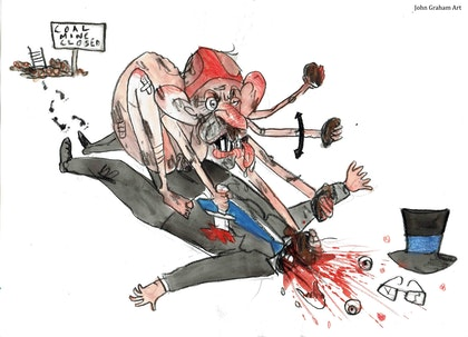 Abbott and Turnbull - till death do they part