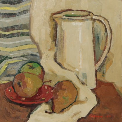 Still Life with Water Jug
