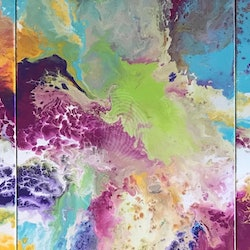 Original abstract art paintings x 3 triptych on stretched canvas colour pop 2 blue white purple pink yellow lime turquoise debra ryan bluethumb art 7170.jpg?w=250&h=250&fit=crop&mark=https%3a%2f%2fimages.bluethumb.com.au%2fbluethumb art assets%2fwatermark%2fbt watermark