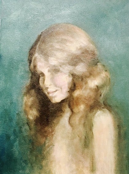 Young Impressionist Girl