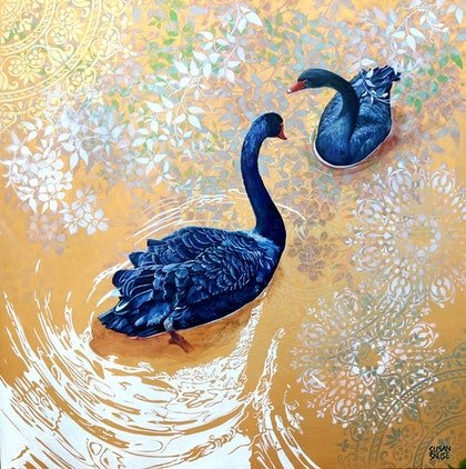 Regal Bearing - Black Swans