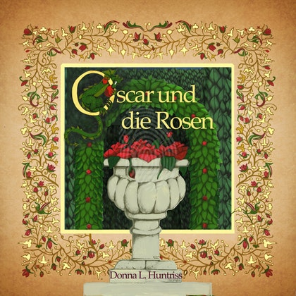 Oscar & the Roses German Book version 2016