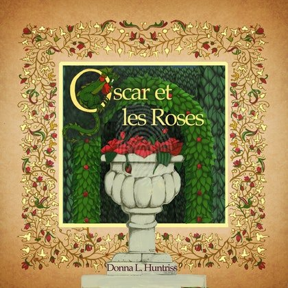 Oscar & the Roses French Book version 2016