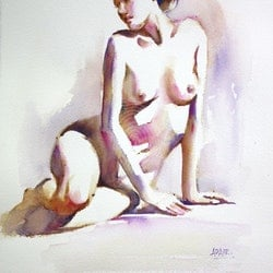 Figure study in watercolour pauline adair bluethumb art 0266.jpg?w=250&h=250&fit=crop&mark=https%3a%2f%2fimages.bluethumb.com.au%2fbluethumb art assets%2fwatermark%2fbt watermark