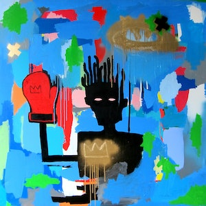 Kings pleasure remix cameron holmes bluethumb art ec0a