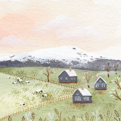 Snowy Mountain Cottages