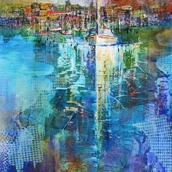 Steaming out from manly de gillett bluethumb art f9e7