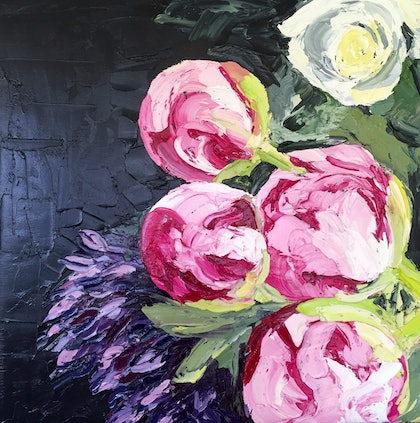 """""""Peonies For You"""""""