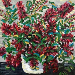 Bottlebrush bunch elisabeth howlett bluethumb art 4f5f