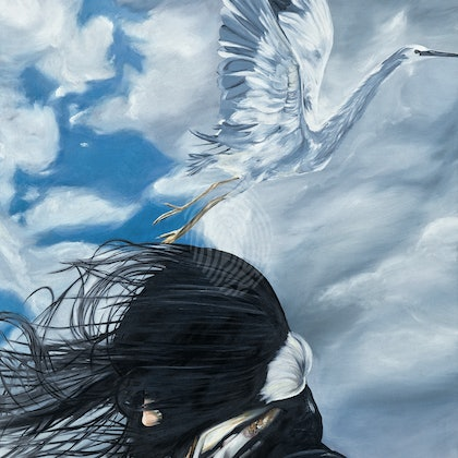Taking Flight - Limited edition print signed and numbered Ed. 1 of 1000