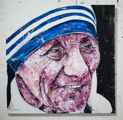 Mother Teresa - original