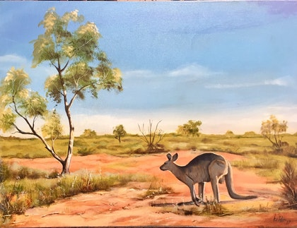 Broken Hill Kangaroo #1