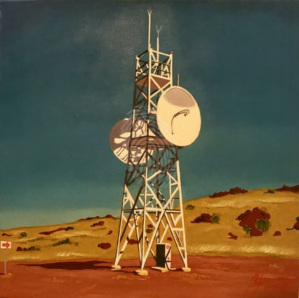 Karratha Communication Tower