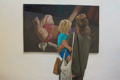 Mother At Gallery