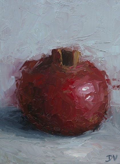 Still life - Pomegranate
