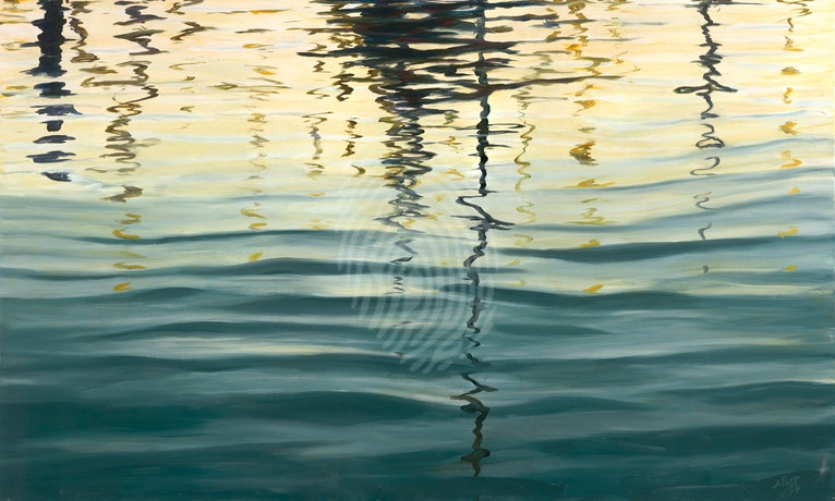 Evening Reflections 5