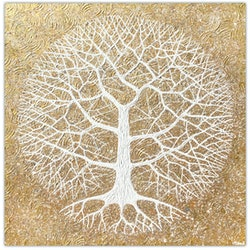 Golden oak tree miranda lloyd bluethumb art 3d61