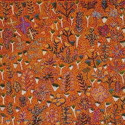 Bush flowers and bush medicine plants 252 17 margaret kemarre ross bluethumb art ff5e