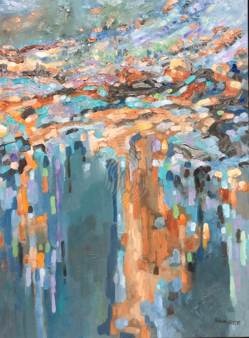 The abstract landscape