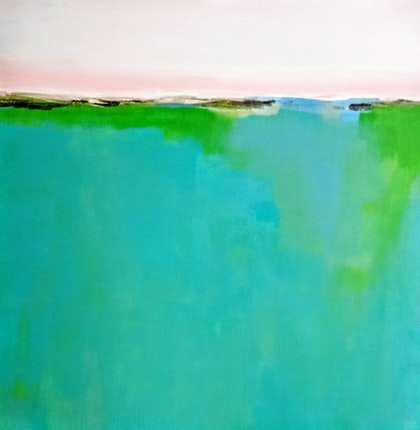 The Great Escape (abstract landscape)
