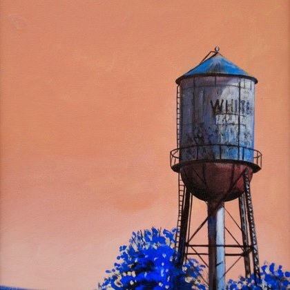 Water Tower (part 1)