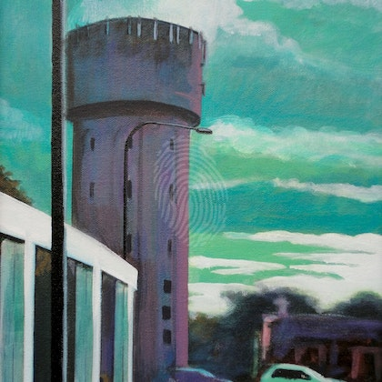 Water Tower (part 2)